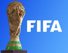 brazil World Cup 3D model