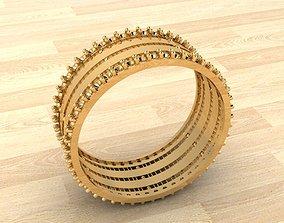 round Ring 17 3D print model