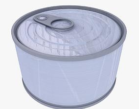 Tin Can 3D model