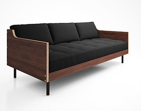 3D model Archive sofa by Gus Modern