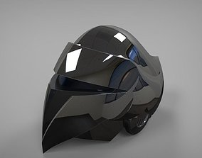 3D printable model Silverhawks helmet with