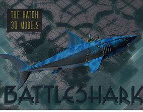 Battle Shark 3D mako