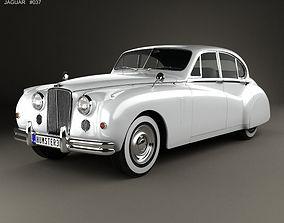 Jaguar Mark VII 1951 3D