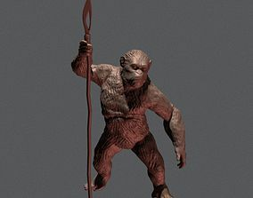 CAESAR FIGURE INSPIRITED FROM PLANET OF THE APES FOR
