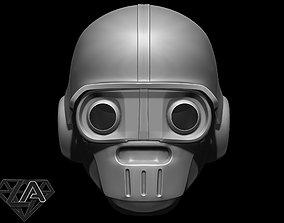 3D printable model Fortnite Ghost custom helmet