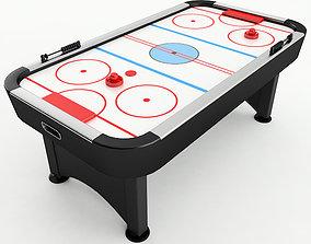 3D model Air Hockey Table