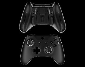 SCUF prestige controller xbox one 3D model