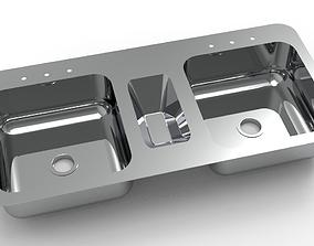 3D print model Kitchen Sink 4