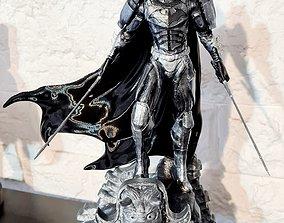 3D print model Batman Samurai