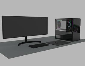 3D asset Workspace