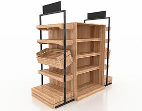 Shelf 3D model 2