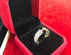 3D printable model Hermes Ring