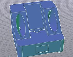 3D printable model Iphone5 sounddock
