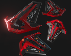 3D printable model Webshoot Miles morales