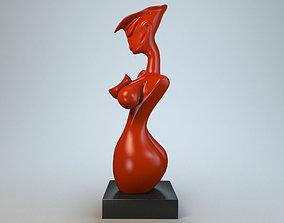 Nude Sculpture 3D