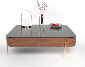 3D 4231 Coffee Table by Tecni Nova