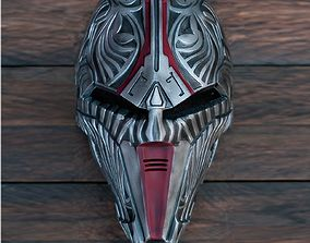 Sith Acolyte Star Wars mask printable