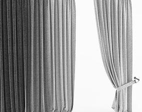 3D furniture Curtain