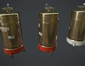 Chemical Container 3 3D model