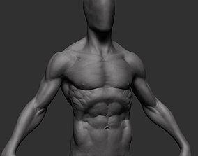 Hero Figure 3D