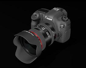 Camera 3D canon6d