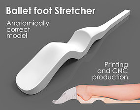 3D Foot stretcher for the ballet