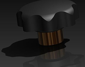 3D Polyamide Bronze