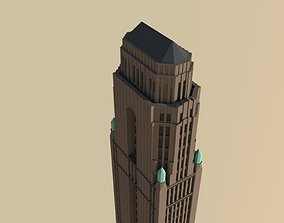 3D print model Bush Tower