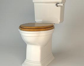 Bathrooms Westminster 3D model max