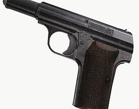 3D asset Astra 300 Gun