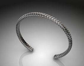 3D print model Bangle bracelet