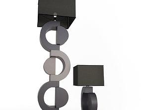 Lamps Sigma 3D model