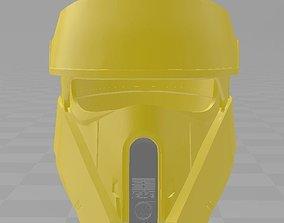 Star Wars Rogue One Shoretrooper Helmet 3D print model