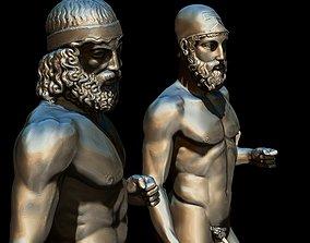 riace bronze warrior 3D printable model