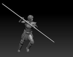 Ancient Female Grand Master 3D printable model