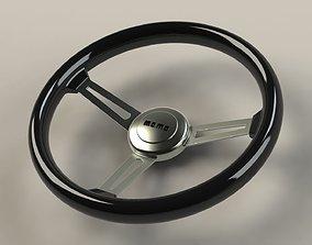 Steering Wheel engineer 3D model