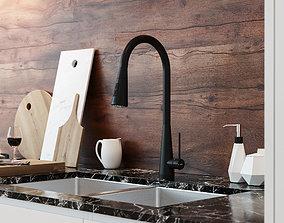 3D model Newform YCON 64214 sink mixer