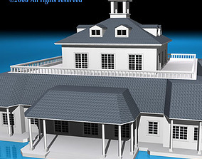 3D Clubhouse