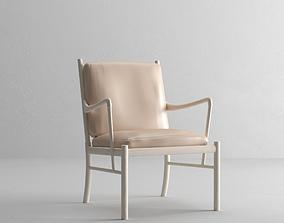 3D model Carl Hansen Colonial Chair