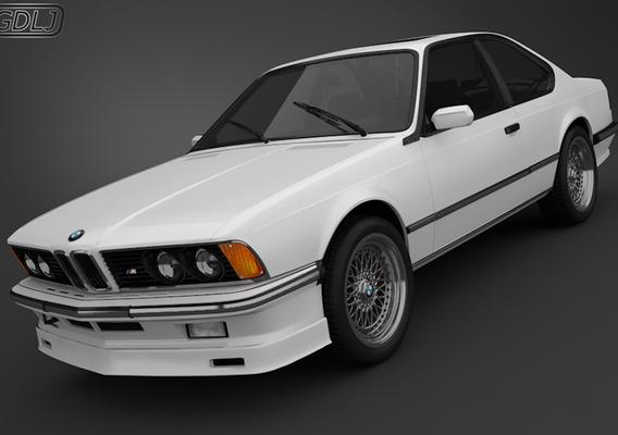 BMW E24 M635