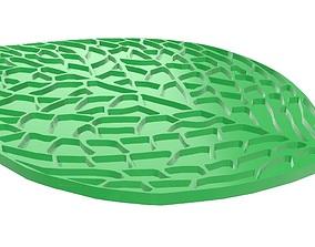 Rose Leaf Molds 3D print model