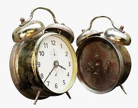 3D model Old Alarm Clock substance