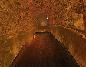 3DRT - Underground Passage Level realtime