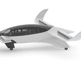 Lilium Jet Flying Taxi 3D