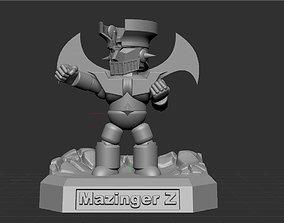 3D print model Mazinger Z SD series