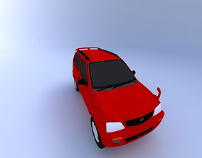 3D model Toyota Cami 99
