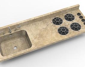 Kitchen Sink 14 3D printable model