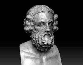 Statue of Homer low price 3D print model