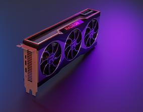 3D AMD RADEON RX 6900 XT