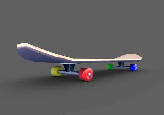 Skateboard final teaser